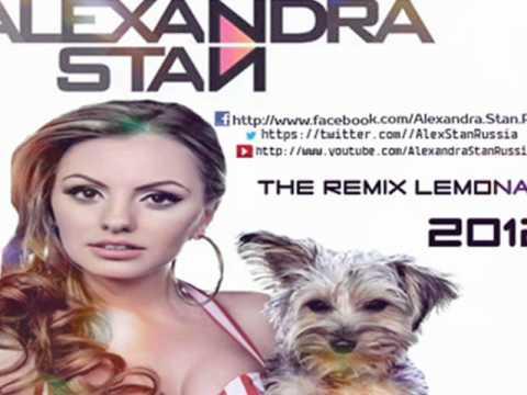 Alexandra Stan Lemonade Remix 2012