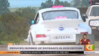 Reduced number of entrants in 2019 Classic Safari rally edition