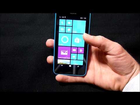 Nokia Lumia 635 (Boost Mobile) - Review Part1
