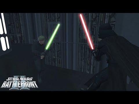 Star Wars Battlefront 2 Mod | Death Star II: Emperor's Throne Room