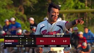 Blaine McCormick - FOX College Sports - Bourne vs Falmouth