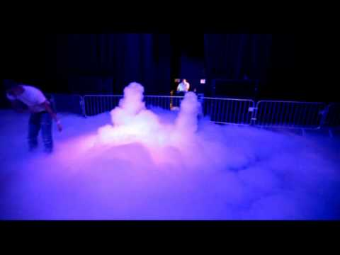 Ice Tour 40 Effect Of Fog Fumee Lourde Dry Ice Mba