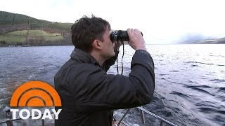 In Search Of The Loch Ness Monster With Keir Simmons | TODAY