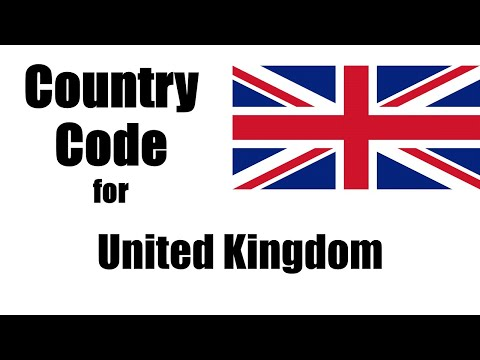 United Kingdom Dialing Code - British Country Code - Telephone Area Codes In United Kingdom