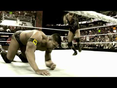 Extreme Rules: Randy Orton and CM Punk square off in a Last Man Standing Match