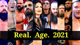 Part 1 Of Wwe Superstars Real Age Date of Birth 2021 Brock Lesnar Big Show Becky Lynch