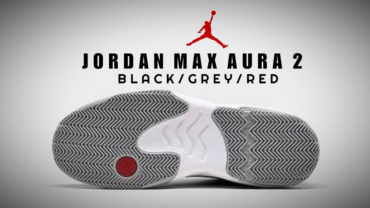 jordan max aura release