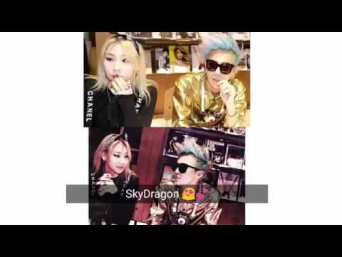 Skydragon (GD And CL) Moments