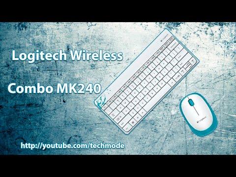 Logitech wireless combo mk240