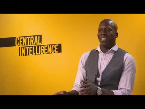 Central Intelligence - Rawson Thurber Interview