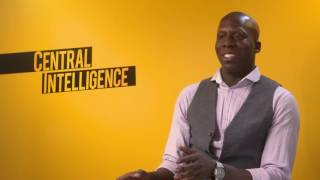 Central Intelligence - Rawson Thurber Interview
