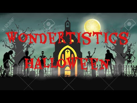 Halloween 2020 Intro The Wondertistics Halloween Intro Of 2020   YouTube