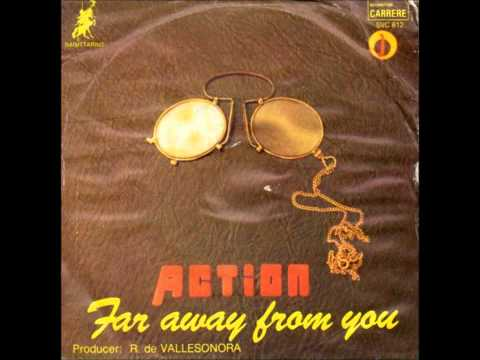 action - far away from you (vocal)