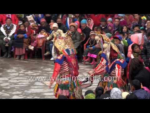 Arunachal's Monpa tribe celebrates Torgya Festival in Tawang from YouTube · Duration:  15 minutes 18 seconds