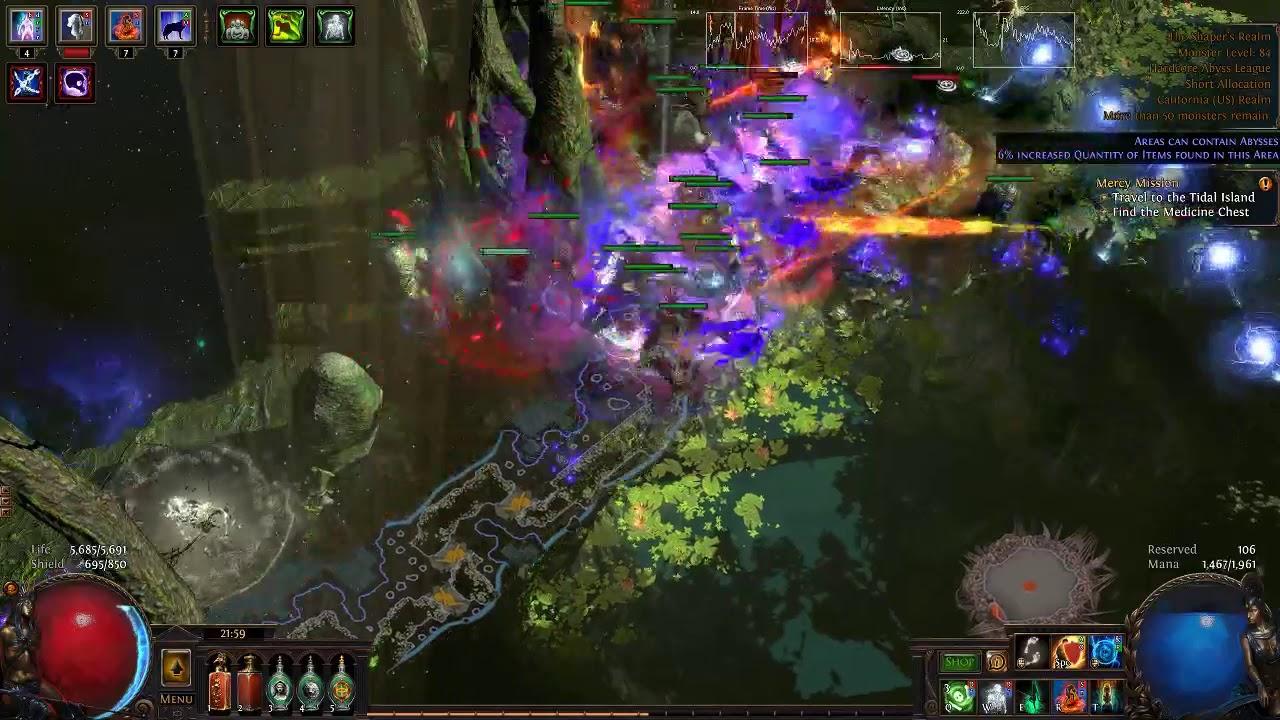 [AHC] Spectre Summoner Shaper Kill
