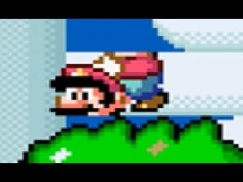Super Mario World (SNES): Glitched Mario sprite IDs (PART 1 / 7E13E0**)