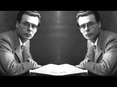 Aldous Huxley - The Ultimate Revolution (Berkeley Speech 1962)
