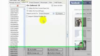 برنامج FaceBook Blaster Pro v 11 0 0 لإضافة أصدقاء كثيرين على الفيس بوك