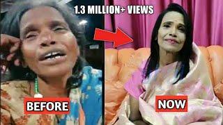 poor-lady-at-railway-station-viral-song-ek-pyaar-ka-nagma-hai-transformation-ranu-mandal-new-look