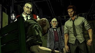 CGR Undertow - THE WOLF AMONG US, EPISODE 2: SMOKE AND MIRRORS review for PlayStation 3