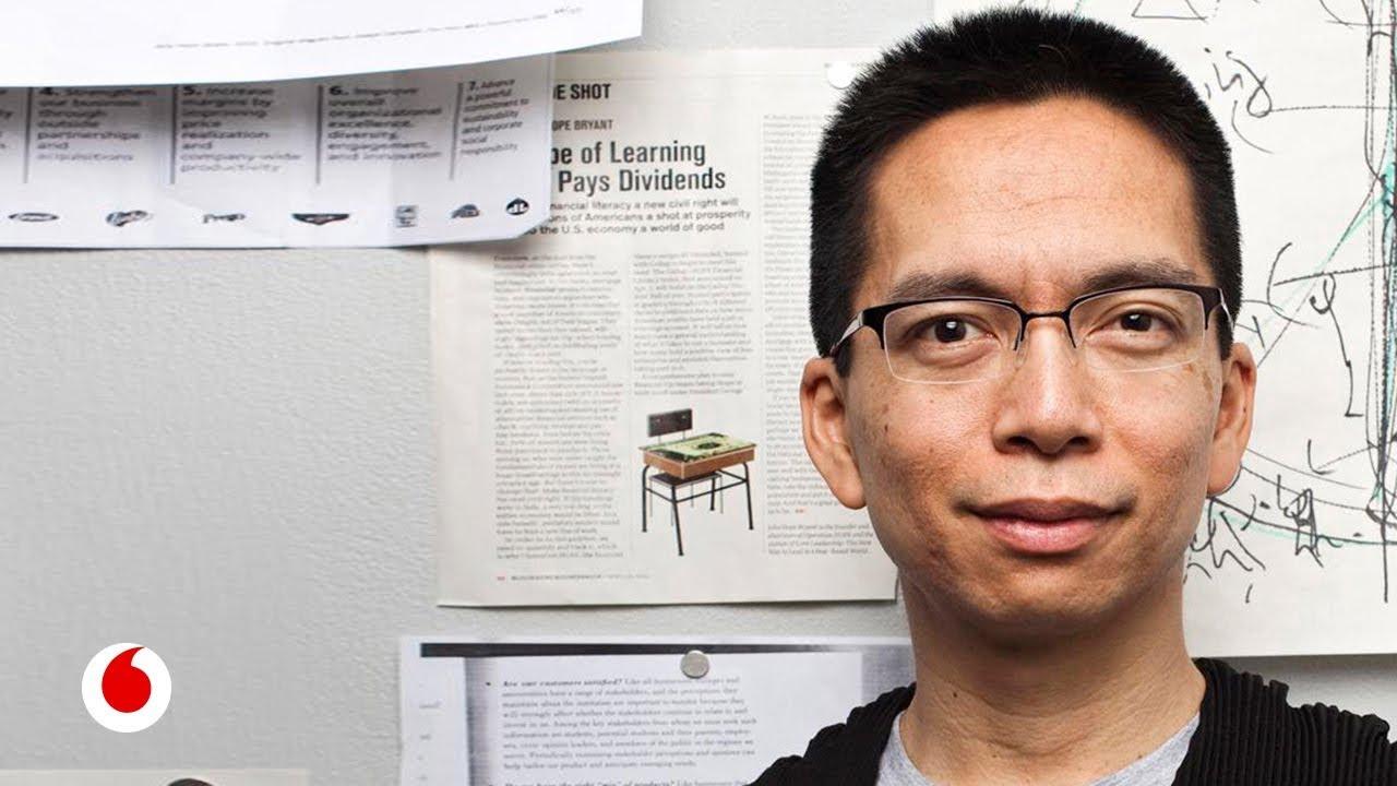 John Maeda, el genio del diseño digital: la simplicidad es la clave del éxito