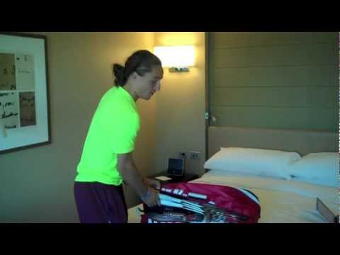 Inside the Life of Alexandr Dolgopolov- Australian Open 2012