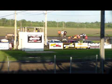 Modified Heat 3 @ Benton County Speedway 05/28/17