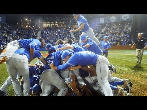 Never Been Done Before  Kentucky Baseball 2017