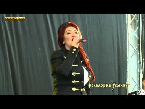 Фолклорна Усмивка - Ива Давидова на празника на град Перник 2015