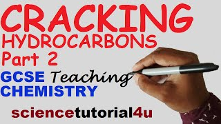 Cracking Hydrocarbons Part 2, GCSE science CHEMISTRY