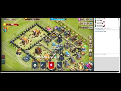 Castle Clash Ep.10- Free 100 Gems+ New Hero Raids!