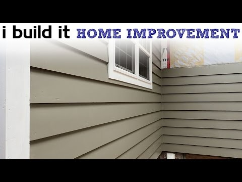 How To Install Real Wood Siding