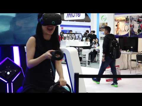 VR & Gaming Experience