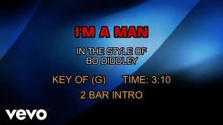 Скачать Bo Diddley I M A Man Karaoke
