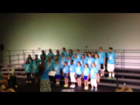 Lord Your Are Near Me (by Mark Patterson) Performed by Our Lady of Hope Catholic School Choir