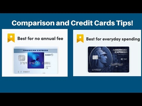 Amex Blue Cash Everyday Vs. Preferred - Review And Credit Card Tips
