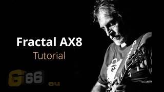 Fractal AX8 Tutorial (italiano) - Creazione di un rig - Free Patch
