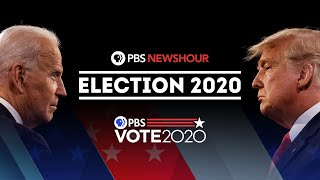 WATCH: Election results - PBS NewsHour special coverage