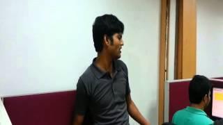 Funny Bangladeshi Office Song.