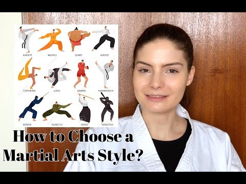 How To Choose The Right Martial Art Style For You?