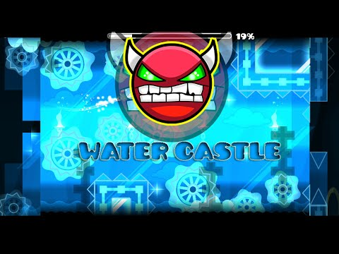 (easy demon 3-coins) Water Castle by Experience D