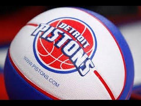 2015-2016 Detroit Pistons Season Preview