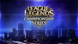 S3 League of legends World Championship Intro concert [HD]