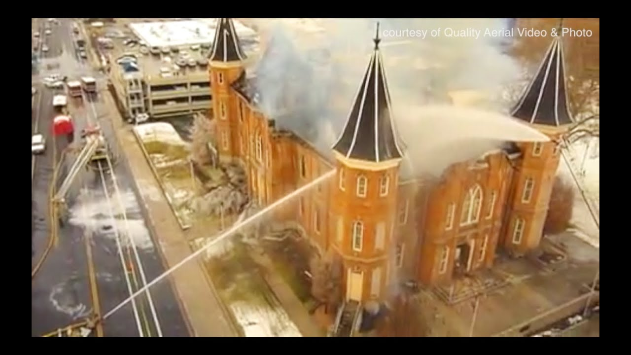 Provo City Center Temple: Local Historian Shares Relics From Provo  Tabernacle