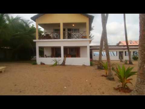 MY BEACH HOUSE TOUR (Côte d'ivoire)