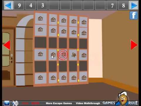 Cupboard house escape walkthrough youtube for Minimalist house escape 2 walkthrough