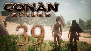 Conan Exiles - прохождение игры на русском - Что каппает? [#39] | PC