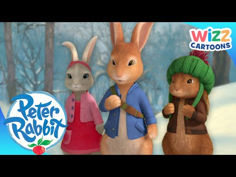 Peter Rabbit | Tales of Family & Friendship | Action-Paced Adventures! | Wizz Cartoons