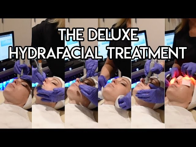 The Deluxe HydraFacial Treatment