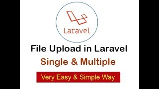 Single and Multiple File Upload in Laravel with Database